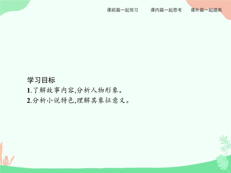 10 百年孤独(节选) PPT课件02